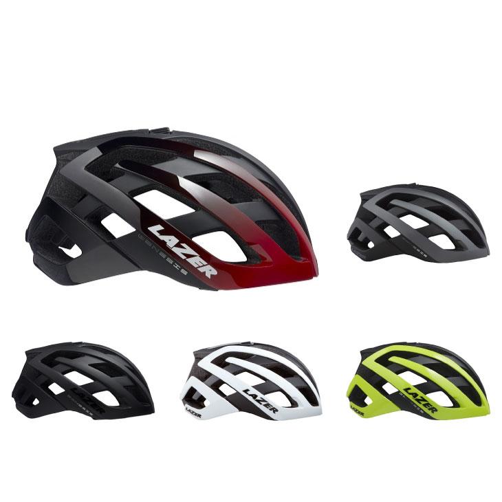 LAZER レイザー GENESIS AF ジェネシス アジアンフィット JCF公認 CE規格クリア サイクルヘルメット