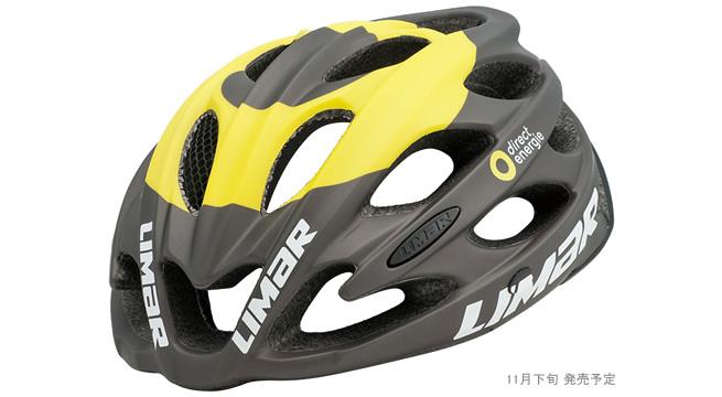 (送料無料)LIMAR リマール Helmet ヘルメット ULTRALIGHT+ ウルトラライト+ チームダイレクトエナジー