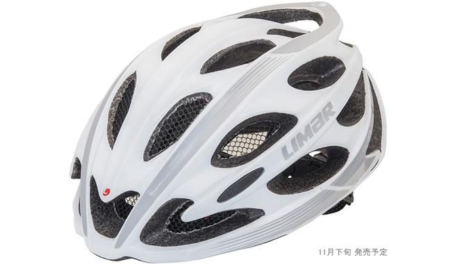(送料無料)LIMAR リマール Helmet ヘルメット ULTRALIGHT+ ウルトラライト+ ホワイト/グレー