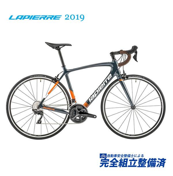 (選べる特典付!)ロードレーサー 2019 LAPIERRE ラピエール SENSIUM 500 センシウム 500 ダークスレート/オレンジ