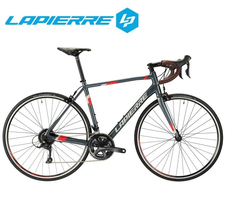 (選べる特典付き!)ロードバイク 2020 LAPIERRE ラピエール SENSIUM AL 200 センシウム AL 200 SHIMANO SORA 18段変速 700C アルミ
