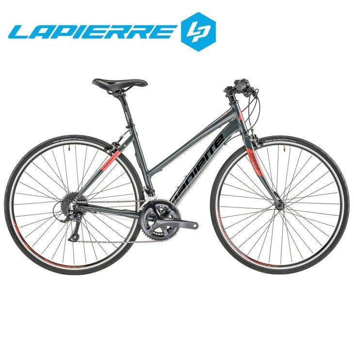 LAPIERRE クロスバイク 完成車 SHIMANO SORA ALLOY 700C WOMEN'S クロスバイク 2020 LAPIERRE ラピエール SHAPER 200 W シェイパー 200 W SHIMANO SORA 18段変速 700C アルミ WOMEN'S