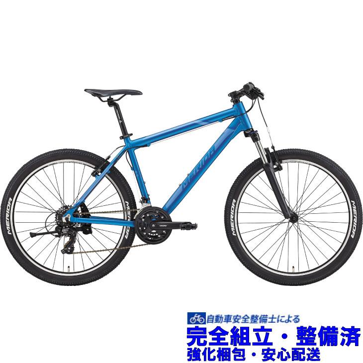 MERIDA メリダ 2019 MATTS 6.5-V マッツ6.5-V シルクシ―ブルー(EB68) マウンテンバイク