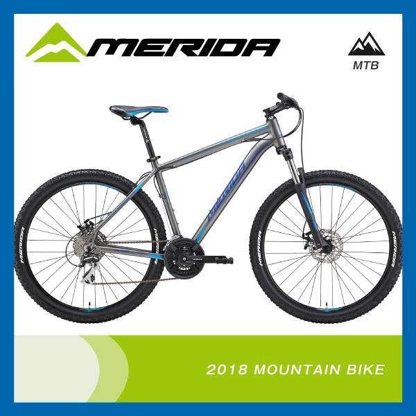 (特典付)マウンテンバイク 2018年モデル MERIDA メリダ BIG SEVEN 20-MD ビッグセブン20-MD シルクアンスラサイト(スカイブルーブルー) ES36