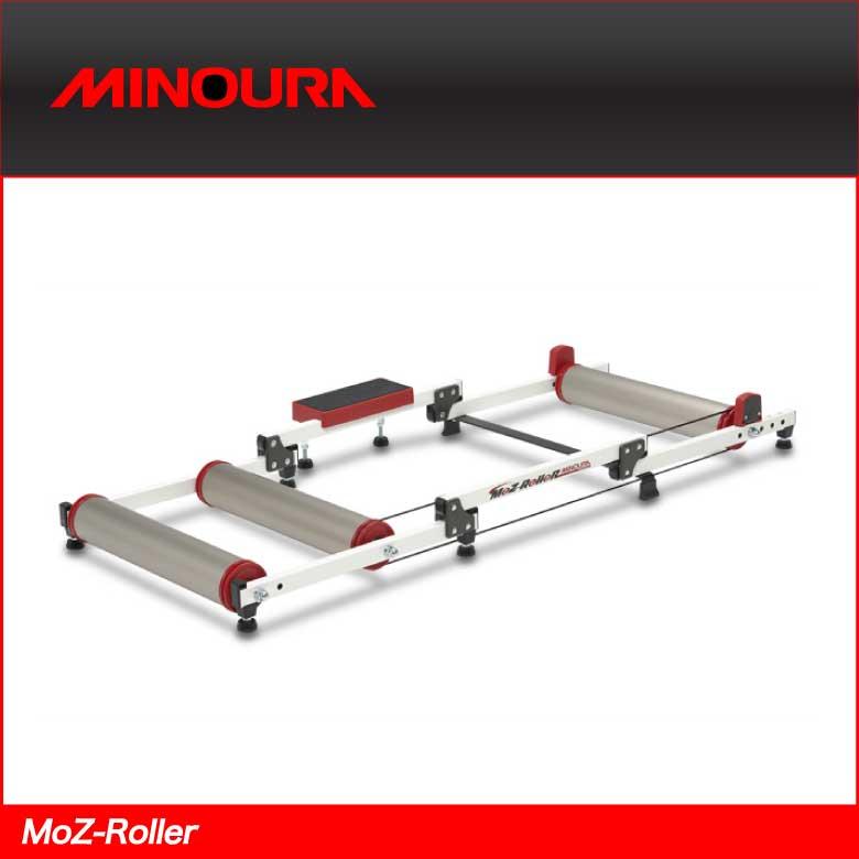 (送料無料)MINOURA ミノウラ TRAINER トレーナー 3本ローラー MoZ-Roller モッズローラー(折り畳み式アルミモデル)(4944924406448)