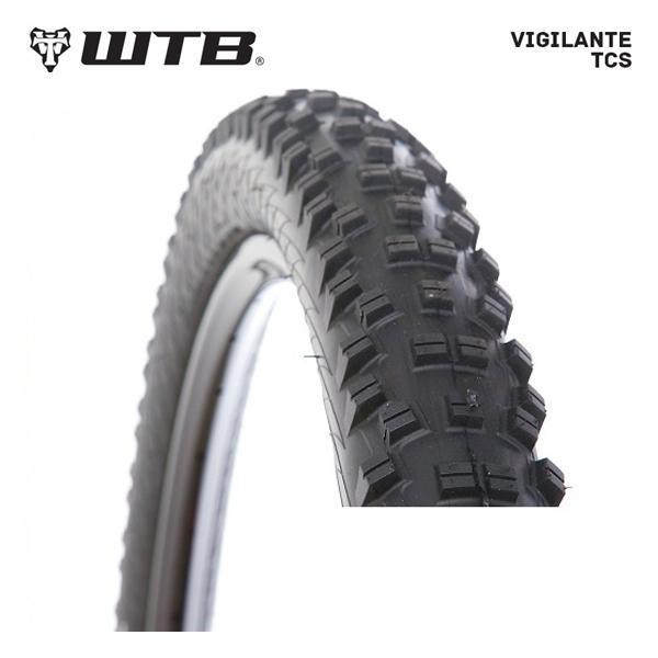 WTB TIRE チューブレスレディタイヤ Vigilante TCS ヴィジランテTCS 27.5x2.3 ブラック (143931)(4989723102016)