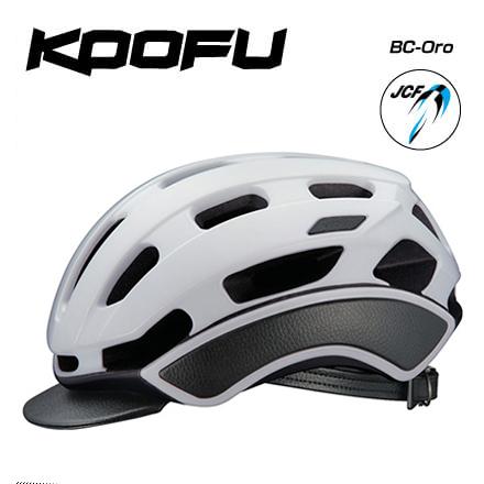 (送料無料)(KOOFU) コーフー HELMET ヘルメット BC-Oro マットホワイト SM(4966094549589)LXL(4966094549596)