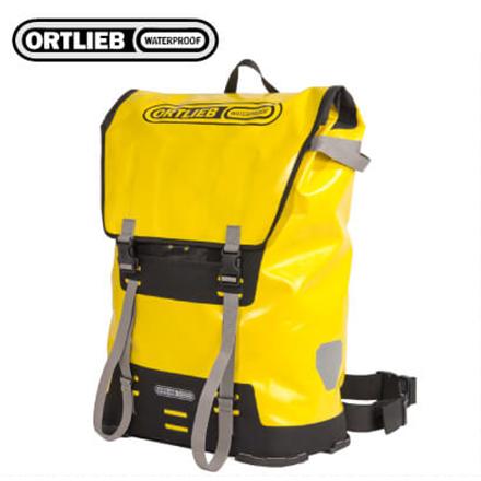 (送料無料)(ORTLIEB)オルトリーブ バックバッグ MESSENGER BAG XL メッセンジャーバッグXL イエローブラック(F2251)