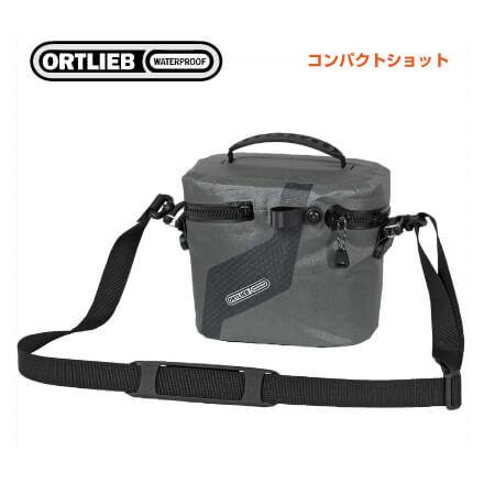 (送料無料)(ORTLIEB)オルトリーブ カメラバッグ COMPACT SHOT コンパクトショット グレー(P9310)