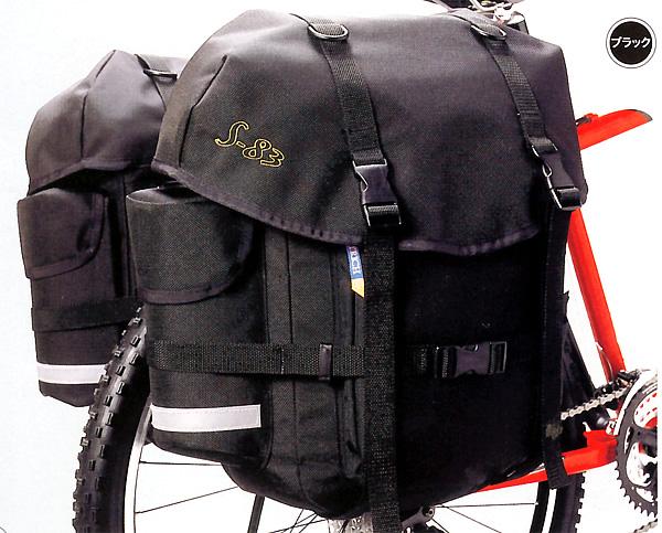 (送料無料)(OSTRICH)オーストリッチSIDE BAG サイドバッグ S-83(左右1組)(4562163940600)