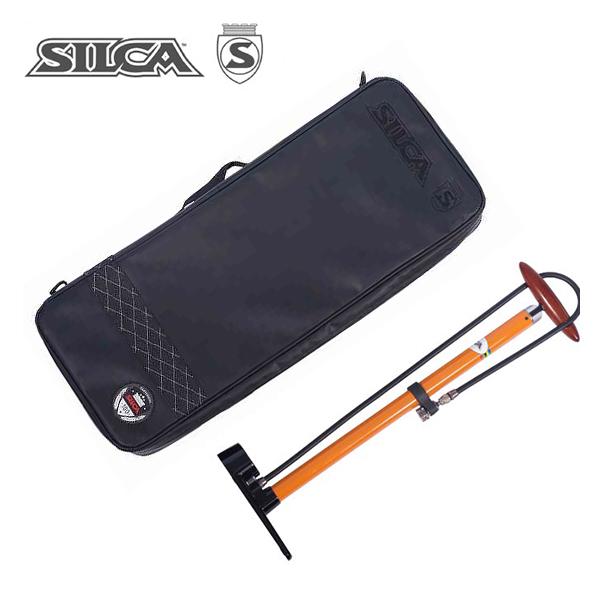 (送料無料)SILCA シリカ POMP フロアポンプ PISTA ピスタ 100周年記念モデル トラベルバッグ付属(0853740005794)