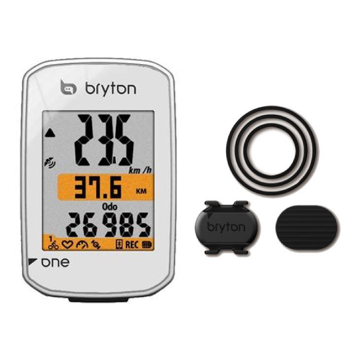 Bryton ブライトン Rider One C ライダーワンC ケイデンスセンサー付き サイクルコンピューター
