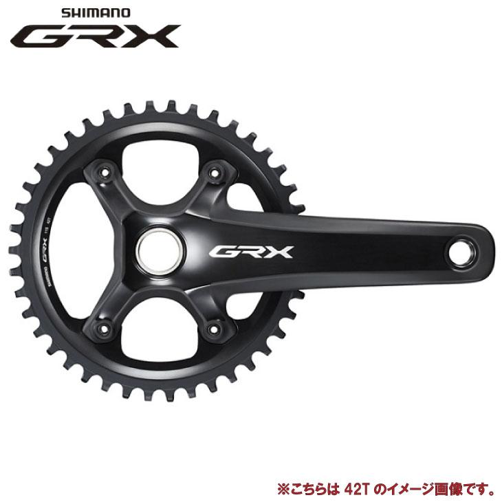 SHIMANO シマノ GRX FC-RX810-1 クランクセット 1x11S