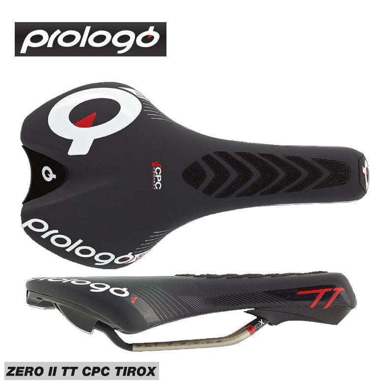 良質  (送料無料)Prologo プロロゴ Saddle サドル Saddle ZERO (4711946194864) ハードブラック 2 TT Tirox CPC ゼロ2 TT Tirox CPC ハードブラック (4711946194864), DVDZAKUZAKU:c87abd36 --- konecti.dominiotemporario.com
