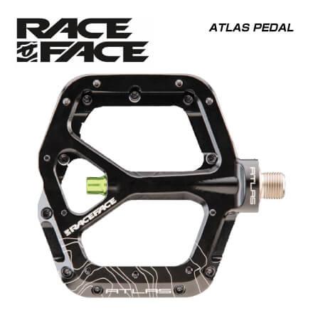 (0821973186832) (0821973186863) R-052 ATLAS STEM レースフェイス (ステム) ブラック (RACE FACE) アトラスステム