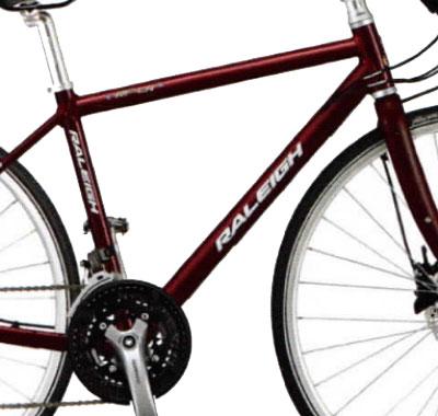 (選べる特典付)クロスバイク 2020 RALEIGH ラレー RFL-N Radford-Limited-N ラドフォード・リミテッド-N マルーンレッド 27段変速 700C 油圧ディスクブレーキ