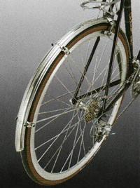 (自転車と同時注文に限る)RALEIGH ラレー純正 マッドガード(ドロヨケ)セット(FN-RSC)