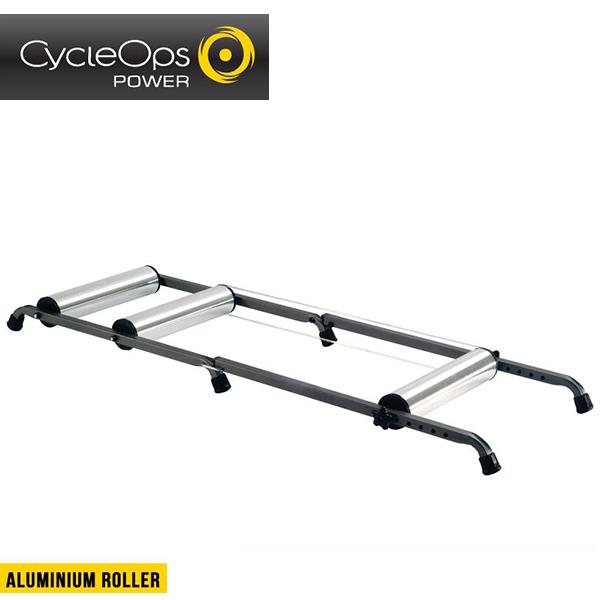 (送料無料)(CycleOps) サイクルオプス トレーナー ALUMINIUM ROLLER アルミニウムローラー(990109)(4580366261544)