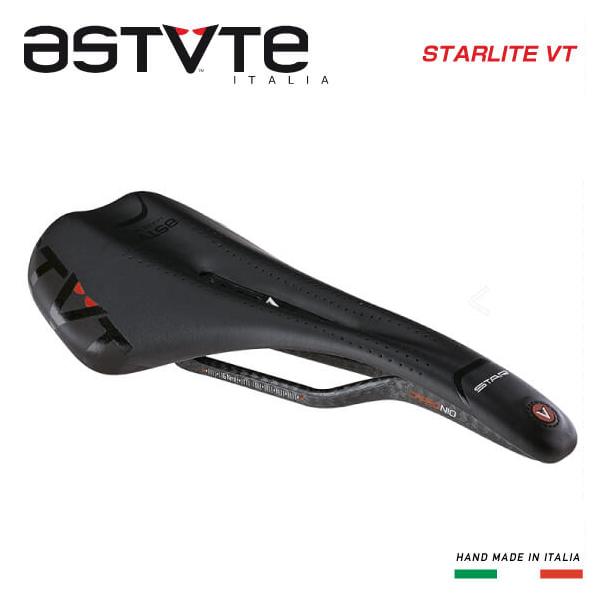 (送料無料)(ASTVTE)アスチュート SADDLE サドル STARLITE-VT スターライトVT ブラックブラッ(8054615210868)