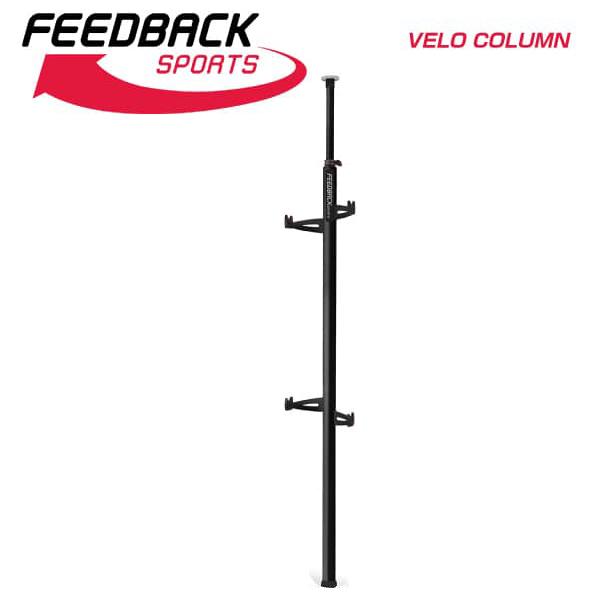 (送料無料)(FEEDBACK SPORTS)フィードバックスポーツ VELO COLUMN ヴェロカラム ブラック(0817966010543)