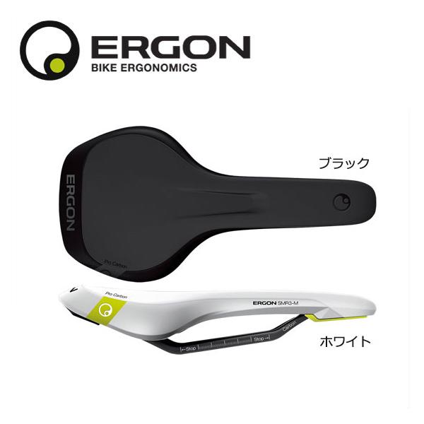 ERGON エルゴン SADDLE サドル SMR3 Pro Carbon SMR3 プロ カーボン S/M/Lサイズ