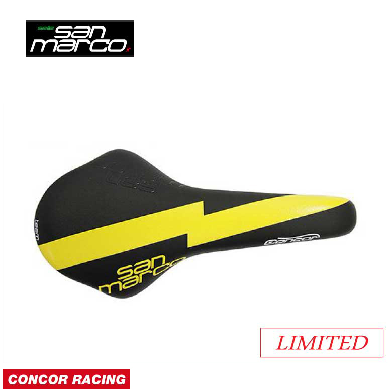 (送料無料)(san marco) CONCOR RACING WorldTour Team Edition コンコールレーシングワールドツアーチームエディション Tour(イエロー)(98278-278L069)