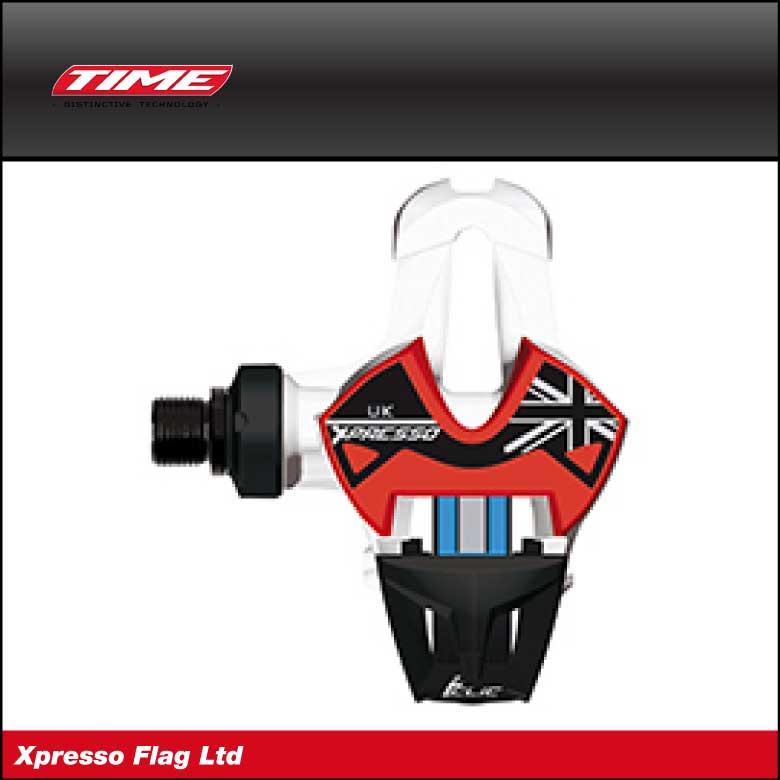 (送料無料)(限定)(TIME)タイムPEDAL ペダル Xpresso Flag エクスプレッソ国旗モデル イギリス(9810101108218)