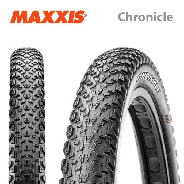 (送料無料) MAXXIS マキシス TIRE クリンチャータイヤ Chronicle クロニクル 27.5×3.00(1本)(TIR30900)(4717784030432)