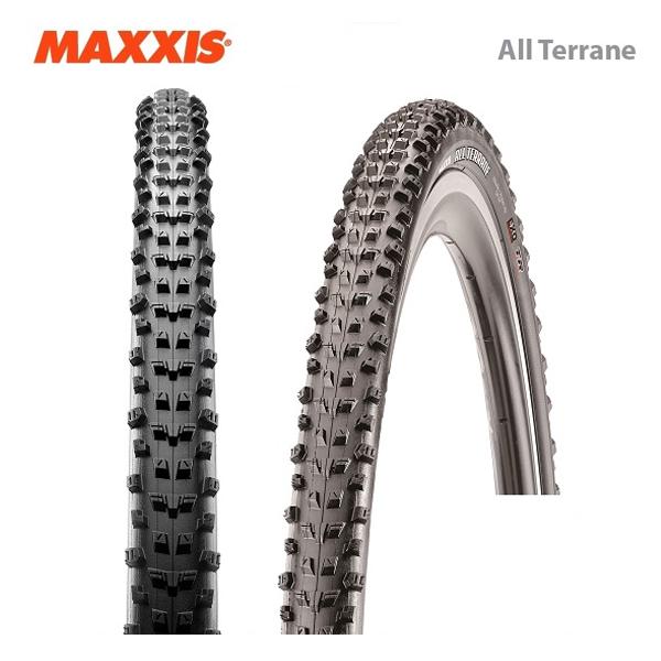 MAXXIS マキシス TIRE クリンチャータイヤ All Terrane オール テレーン 700x33C(1本)(TIR30500)(4717784032436)