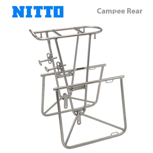 (送料無料)NITTO 日東 キャリア Campee Rear キャンピー リア (CAR10300)(4582350850086)