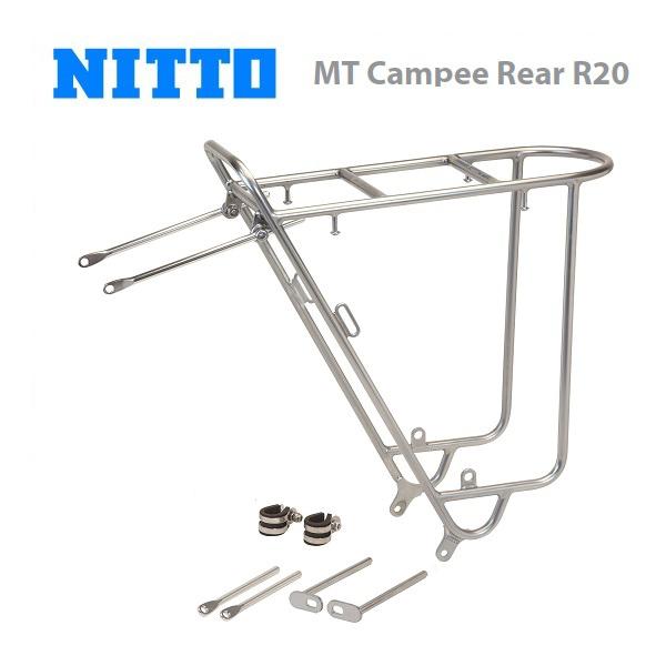(送料無料)NITTO 日東 キャリア MT Campee Rear R20 MT キャンピー リア R20(CAR10500)(4582350850017)