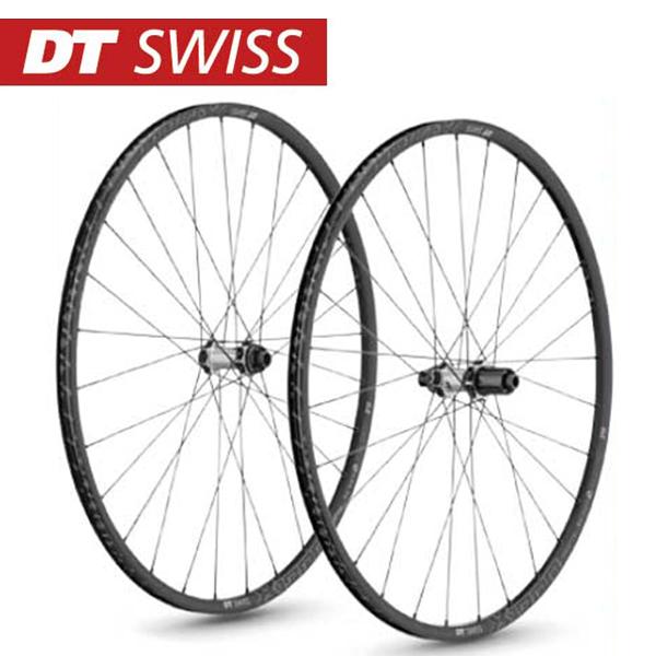 (送料無料)DT SWISS チューブレスレディ ホイール X 1700 Spline Two 29 Wheel Set X 1700 スプライン ツー 29 セット シマノ(10S 11S対応) (4935012339472)