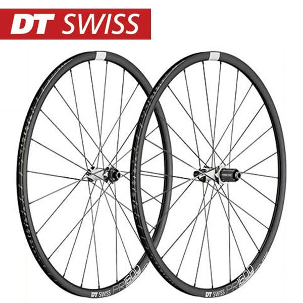 (送料無料)DT SWISS DT スイス ホイール PR 1600 Spline db 23 ホイールセット シマノ(10S 11S対応) (4935012344766)