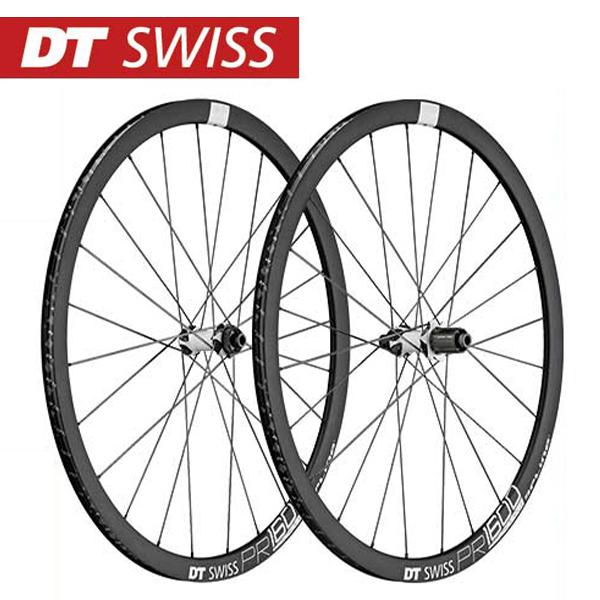 (送料無料)DT SWISS DT スイス ホイール PR 1600 Spline db 32 ホイールセット シマノ(10S 11S対応) (4935012344780)