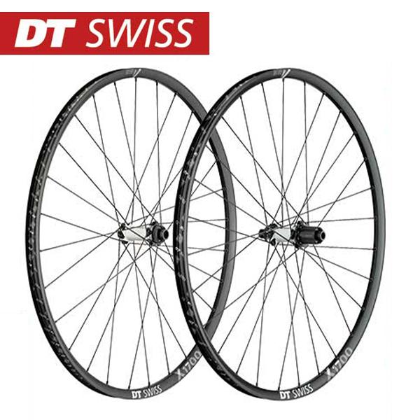 (送料無料)DT SWISS DT スイス ホイール X 1700 Spline 22.5 27.5 ホイールセット シマノ(10S 11S対応) (4935012344964)