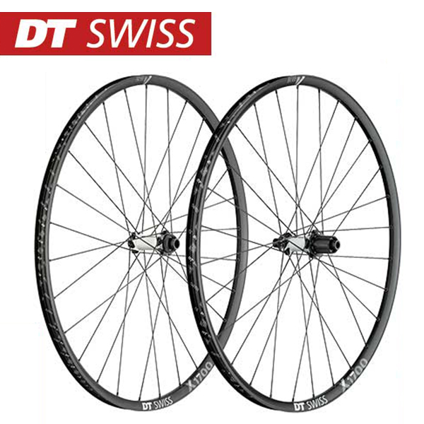 DT SWISS DT スイス ホイール X 1700 Spline 22.5 29 ホイールセット シマノ(10S 11S対応) (4935012344988)
