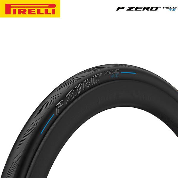 PIRELLI ピレリ TIRE ロードバイク用タイヤ P ZERO VELO 4S 700x25c