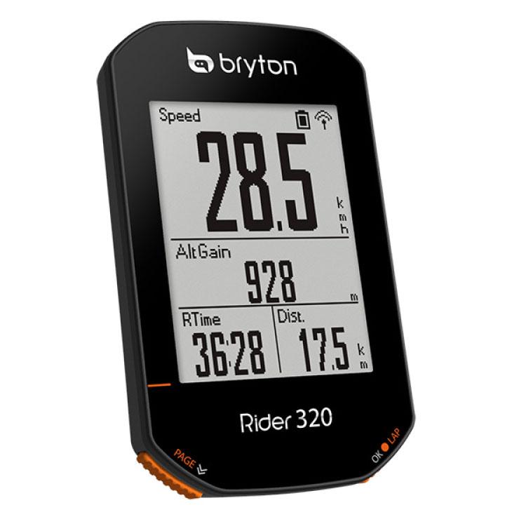 bryton ブライトン Rider410 E ライダー 410 E 本体のみ(4718251592552)サイクルコンピューター