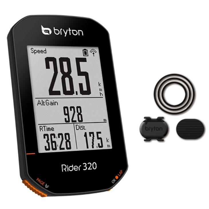 bryton ブライトン Rider410 C ライダー410 C ケイデンスセンサー付(4718251592569)