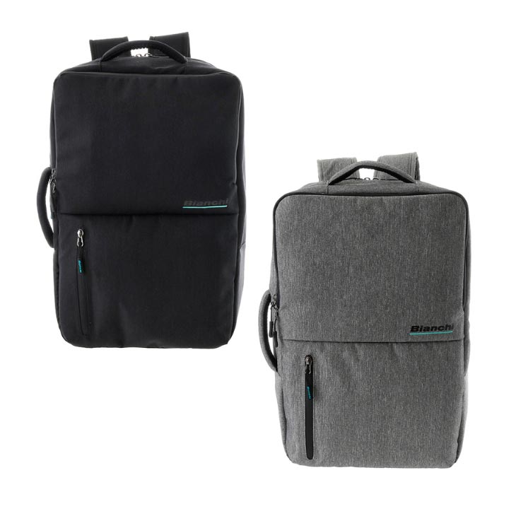 BIANCHI ビアンキ 3 WAY BACKPACK 3ウェイ バックパック バッグ