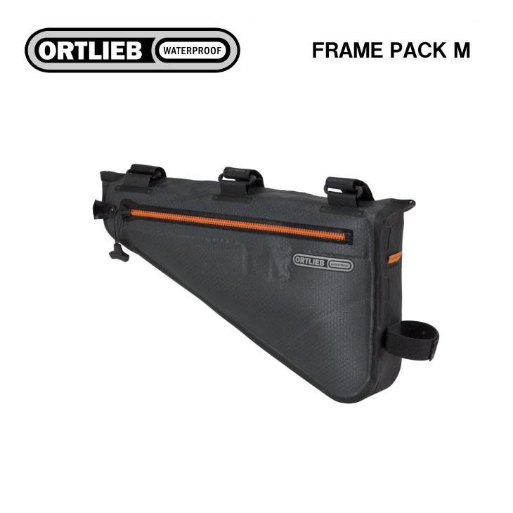 ORTLIEB オルトリーブ バイクパッキング FRAME PACK フレームパック M
