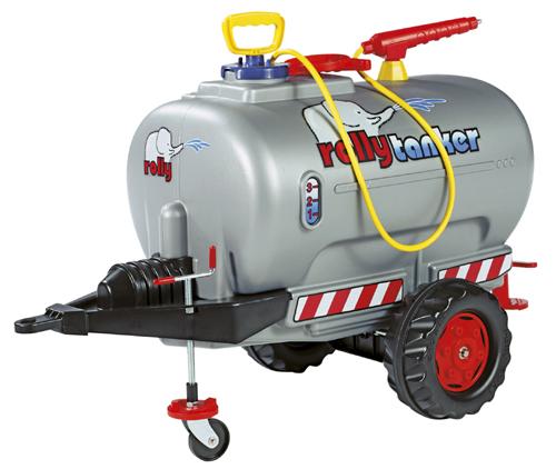 ロリートイズ ロリータンカー 122776 【クレジットOK】 限定モデル ロリートイズ ペダルカー トレーラー ワゴン 散水 ドイツ製