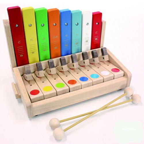 KAWAI シロホンピアノ U(アップライト型)【クレジットOK!】河合楽器 カワイ 知育玩具 木製玩具 木のおもちゃ