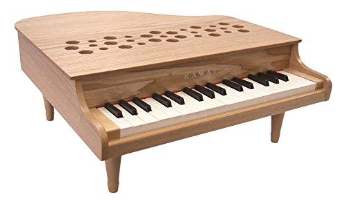 カワイ  ミニピアノP-32 ナチュラル【送料無料(北海道・沖縄県除く)】 木製玩具 楽器