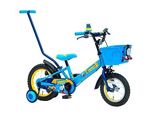 きかんしゃ トーマス 12/14型 子供用自転車<完成品>★今なら、自転車カバープレゼント♪【上尾工業】 子供用自転車