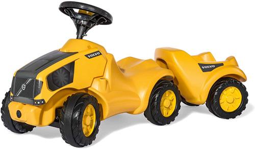 [送料無料&プレゼント付!] VOLVOミニ 132560【クレジットOK】ロリートイズ ドイツ製 足けり 乗用玩具