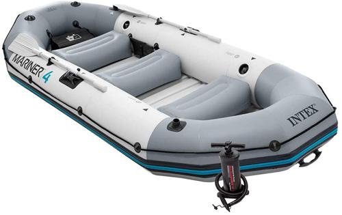 INTEX 68376 マリーナ4セット【INTEX】ボート