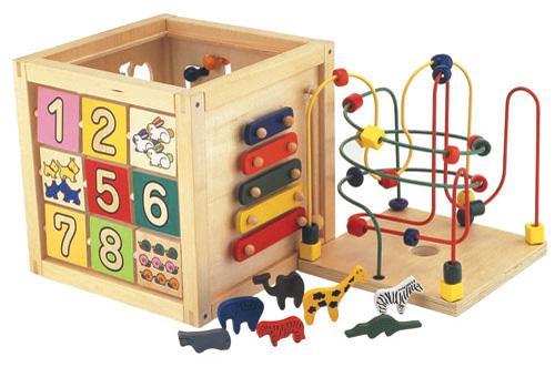森のあそび箱 【クレジットOK!】エドインター 木のおもちゃ 森のあそび道具シリーズ