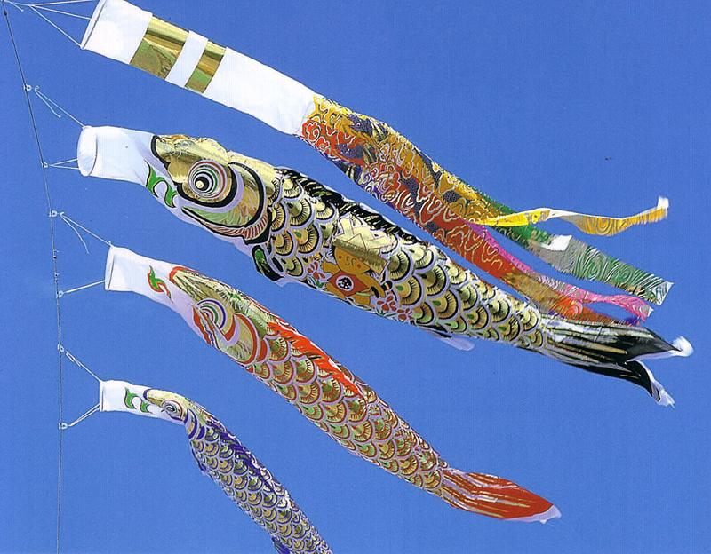 送料無料!5-4920のびのび金太の鯉のぼり2.0m×7点セット【ベランダ用(ポール付)】こいのぼり、セール【ky】【smtb-k】