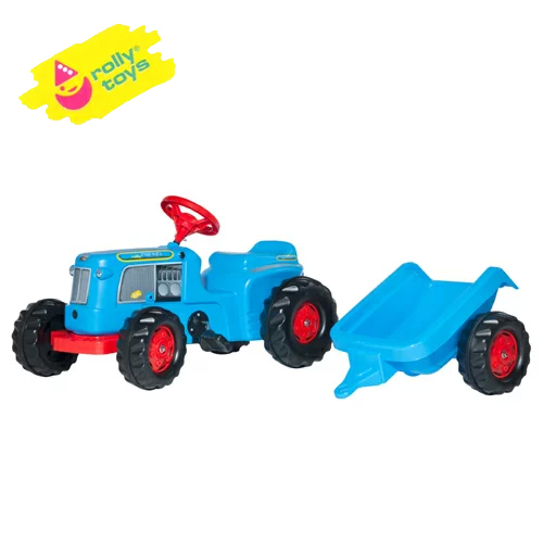[プレゼント付き]ロリ―キディクラシック トラック 620012 【クレジットOK】ロリートイズ ペダルカー トラクター ドイツ製